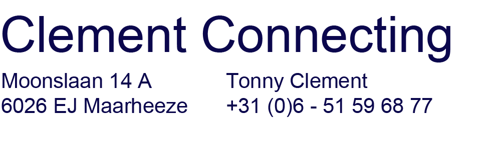 Clement Connecting